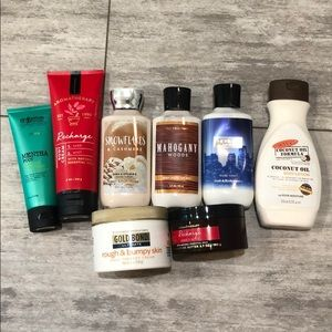 Bath and body works lotions and moisturizers
